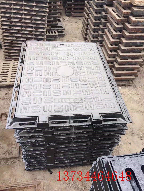 兴平钢纤维混凝土井盖